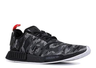 02b7f964639ba adidas Originals NMD R1 Shoe - Men s Casual 8.5 Grey Solar Red