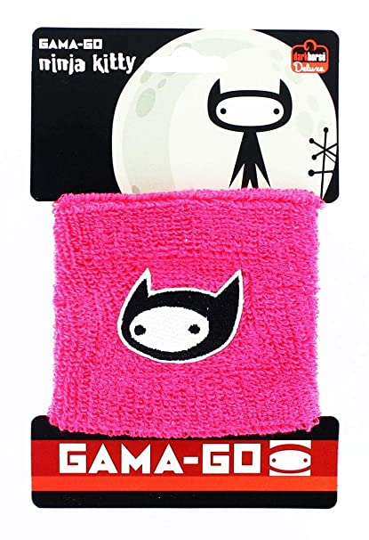Gama-Go Ninja Kitty Pink Wristband: Amazon.es: Juguetes y juegos