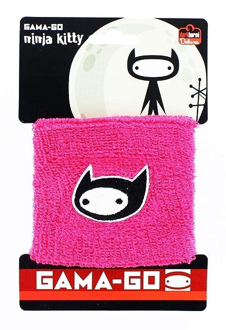 Amazon.com : Gama-Go: Ninja Kitty Wrist Band : Refrigerator ...