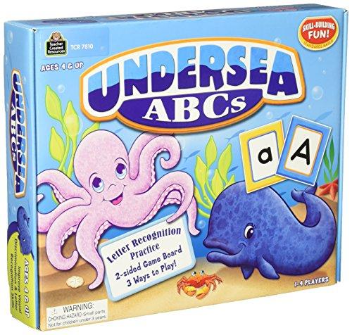 Teacher Created Resources Undersea ABC's Game (7810)
