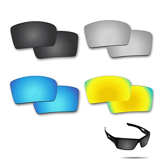 b5bc877f6a Amazon.com  Fiskr Polarized Replacement Lenses for Oakley Eyepatch ...