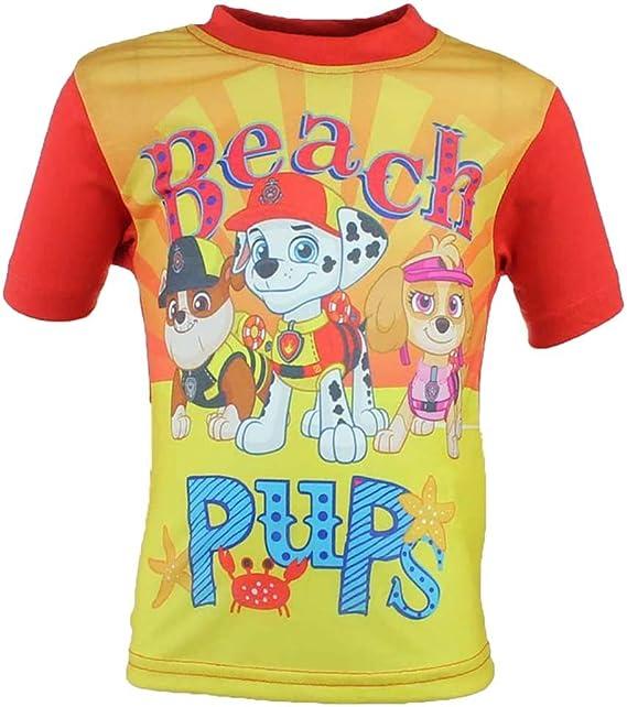 Pat Patrouille T-Shirt Manches Courtes ER1130