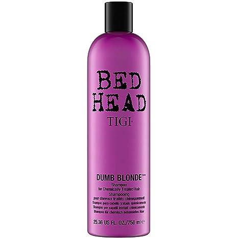 alta qualità comprare on line stile moderno Bed Head by Tigi Dumb Blonde Shampoo for Damaged Blonde Hair, 750 ml
