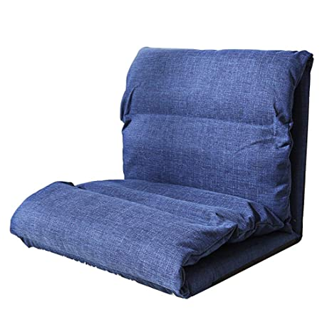 Amazon.com: Chaise Lounges Creative Single Sofa Bed Cotton ...