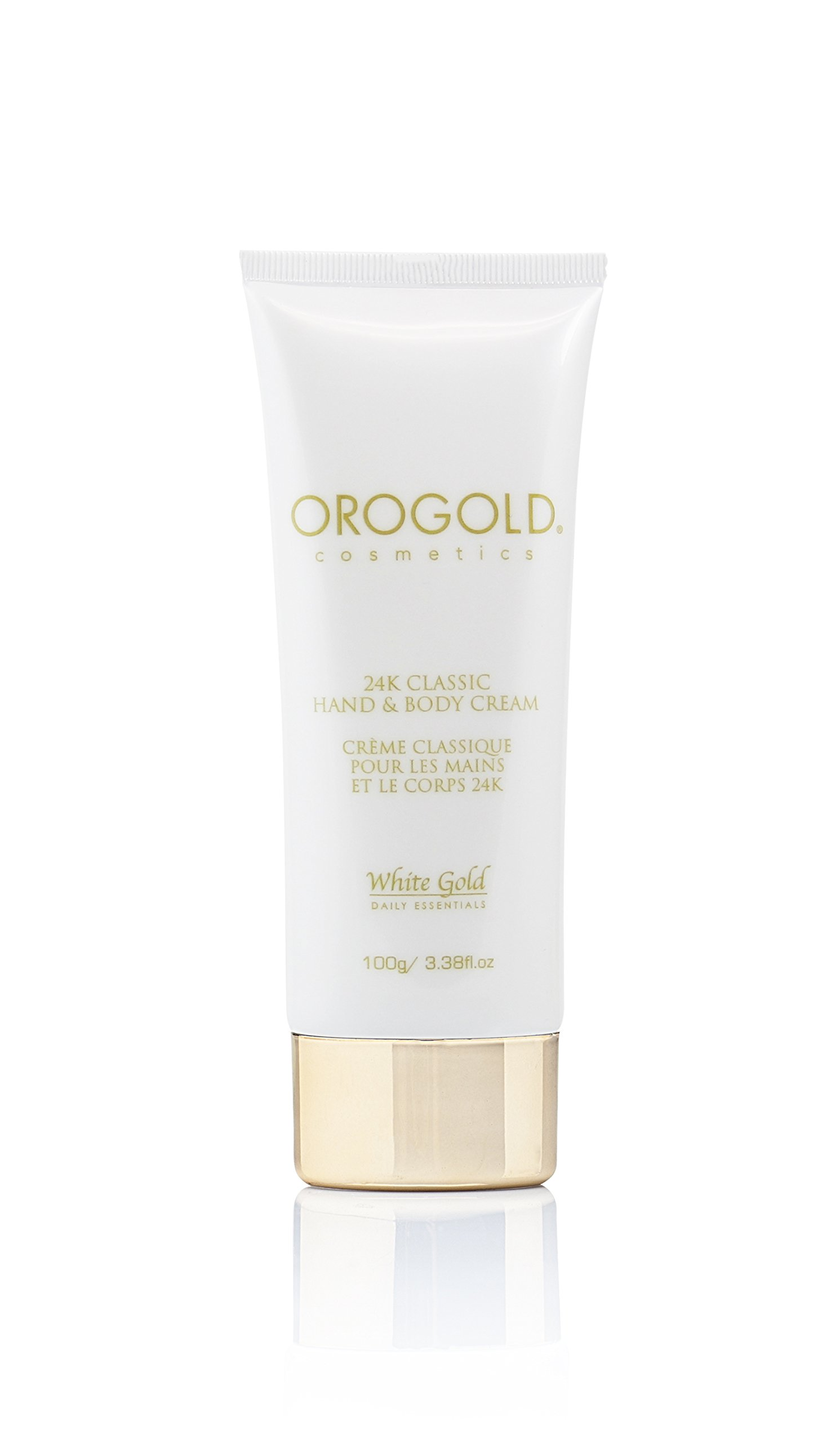 how to use orogold 24k dmae deep wrinkle tightening solution