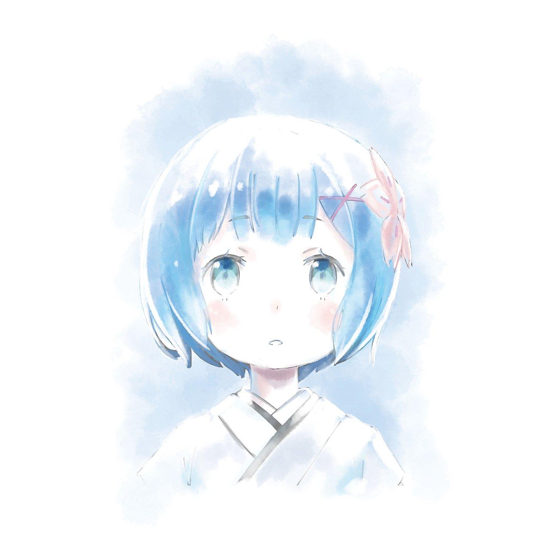 Re ゼロから始める異世界生活 Ipad壁紙 レム アニメ スマホ用画像83309