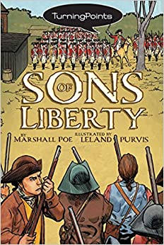 Book Sons of Liberty (Turning Points)
