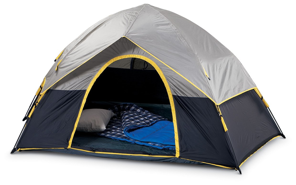 sc 1 st  Amazon.com & Amazon.com : GG 4-MAN POP UP TENT : Sports u0026 Outdoors