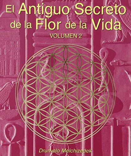 Libro : El Antiguo Secreto de la Flor de la Vida, Vol (2533)