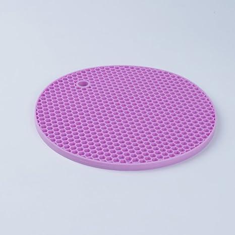 Cojín de aislamiento de goma de silicona de color caramelo ...