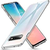 ESR Essential Zero Slim Clear Soft TPU Case Compatible with The Samsung Galaxy S10, Soft Flexible Silicone Cover - Jelly…