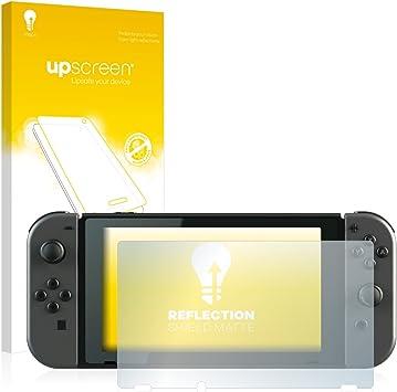 upscreen Protector Pantalla Mate Compatible con Nintendo Switch ...