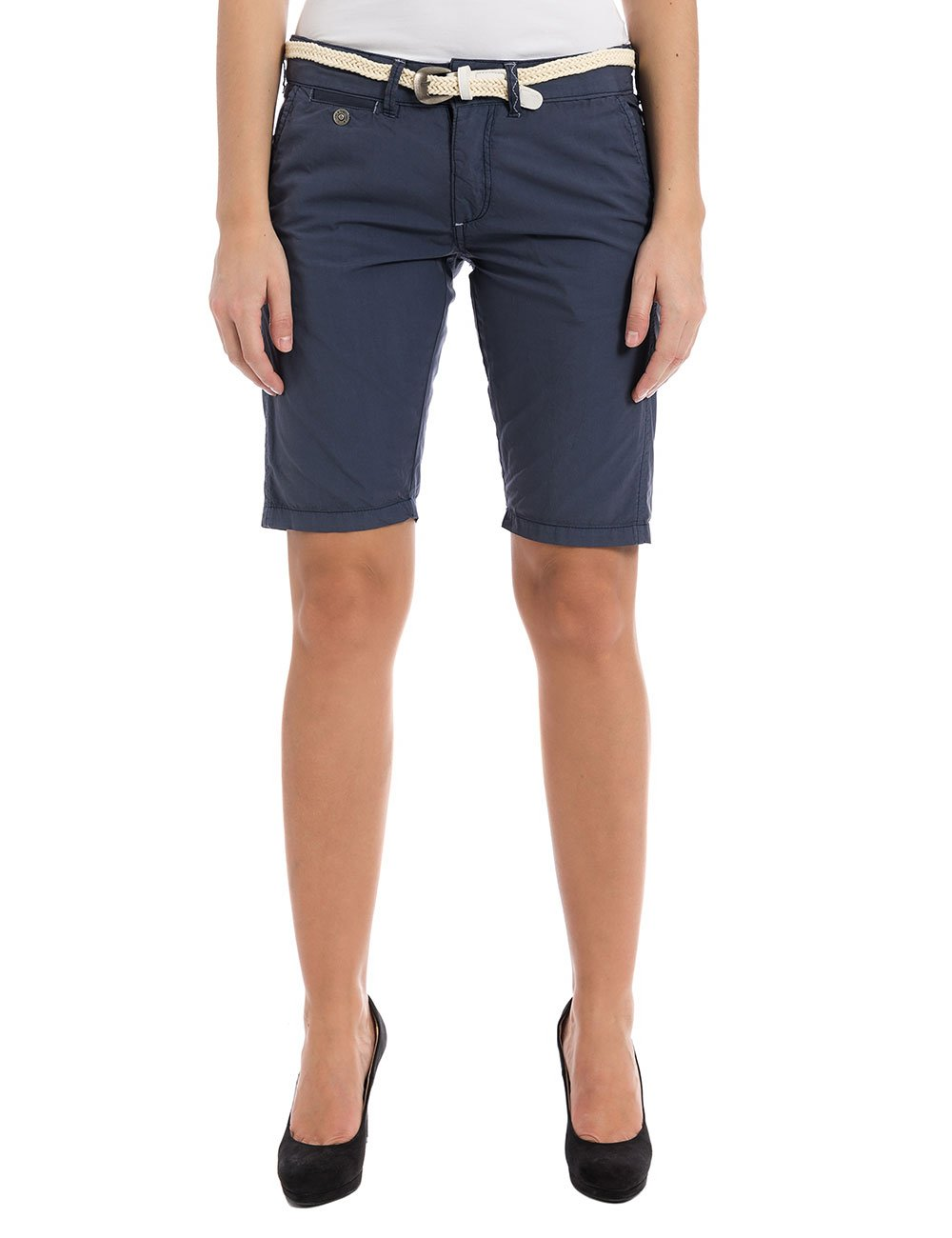 Buy Cheap Very Cheap Womens Alannatz Short Chino Shorts Incl. Belt Shorts Timezone Cheap Best Wholesale Get To Buy Sale Online ZyfZu