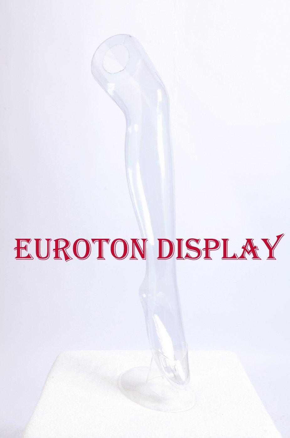 Euroton T-1A Jambe femme transparente
