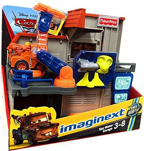 Mattel - Mini Univers voitures 2