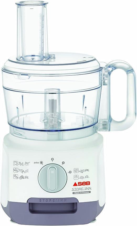 Seb DO222F00 Store Inn New - Robot de cocina y licuadora (2 L): Amazon.es: Hogar