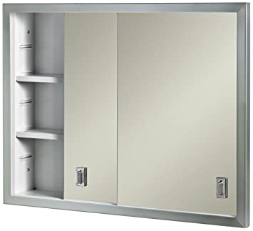 Broan-NuTone B703850 Contempora Sliding Door Recessed Medicine Cabinet