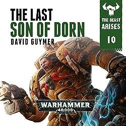 The Last Son of Dorn: Warhammer 40,000