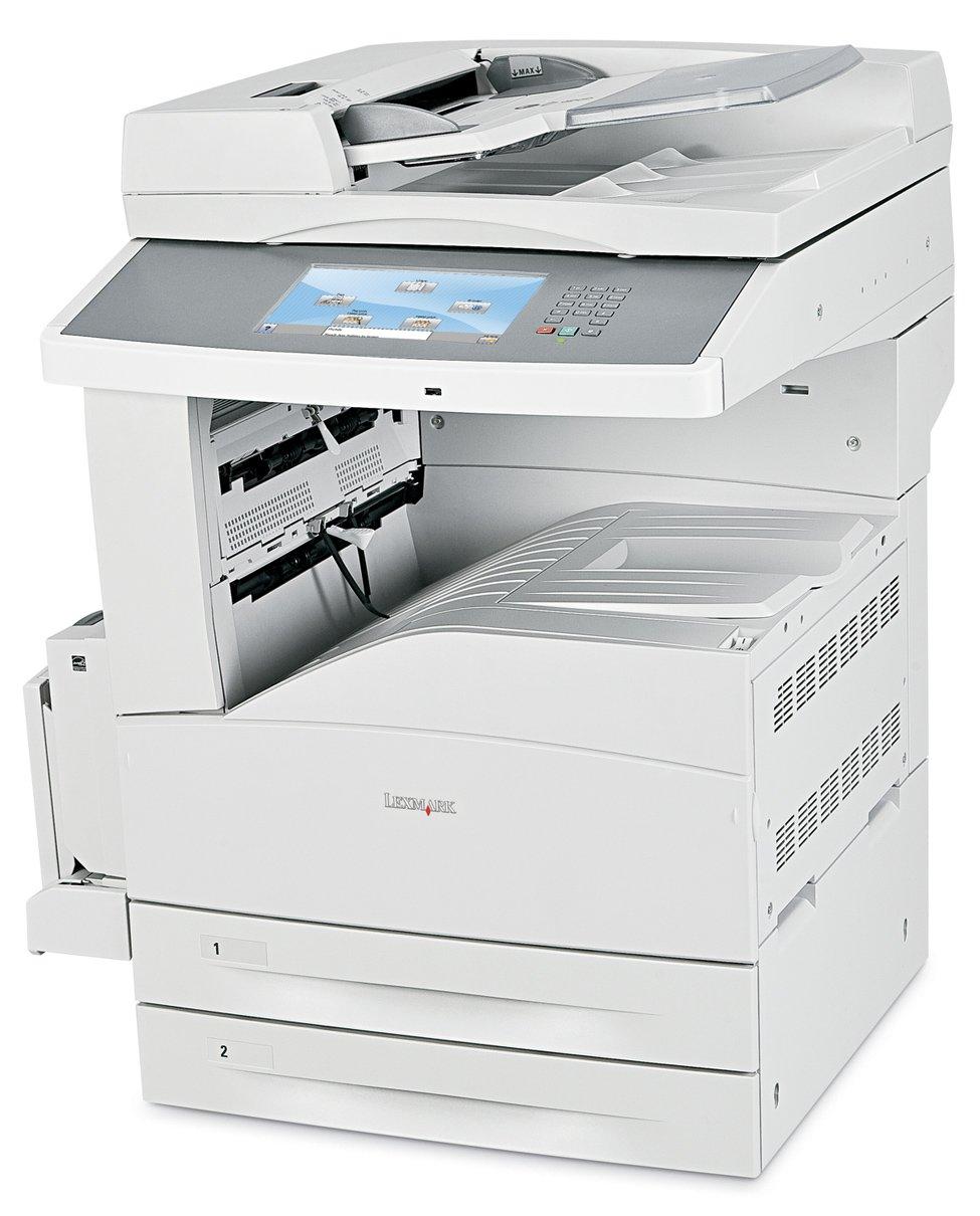 Lexmark X864de 3 Laser 55 ppm 1200 x 1200 dpi A4 - Impresora ...