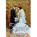 A Family for the Farmer (Brush Creek Brides Book 4)