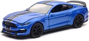 1:32 Ford Mustang Shelby GT350 Metall Die Cast Modellauto Spielzeug Model Junge