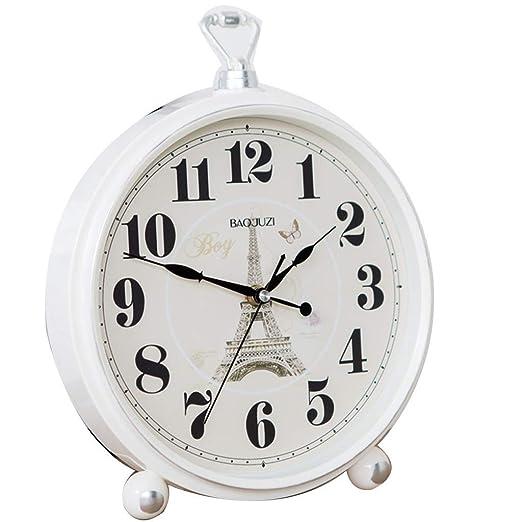 Reloj de Sobremesa Reloj de Sobremesa Estilo Europeo Reloj de ...