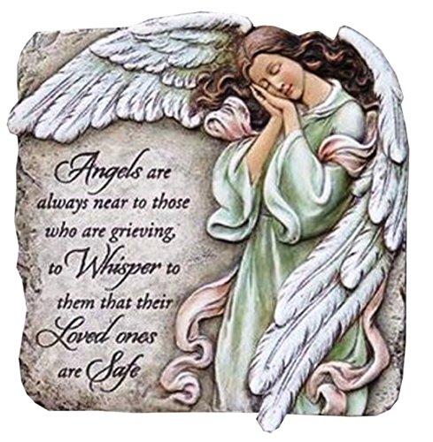 (Napco Memorial Angel Plaque)