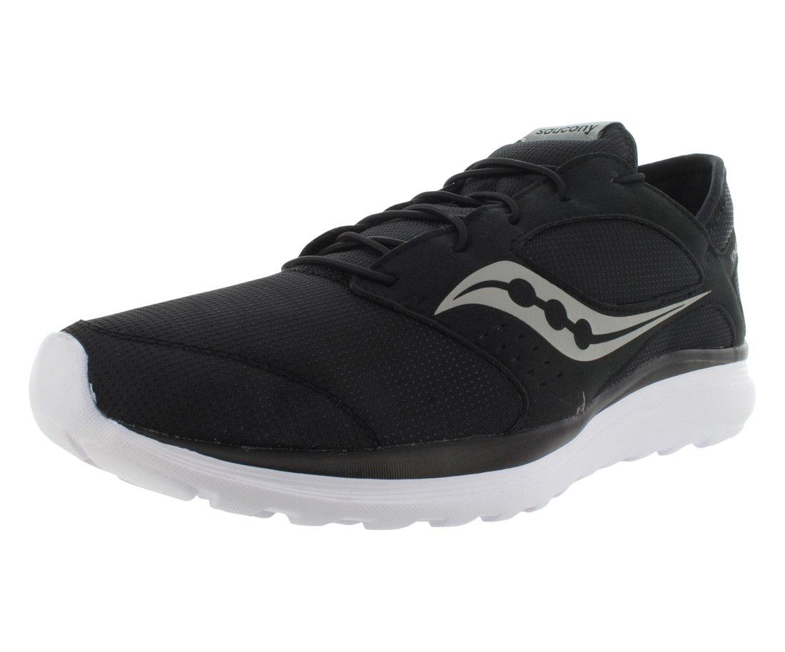 Saucony Women's Kineta Relay Running Shoe, Black, 5.5 Medium US