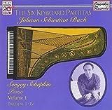 Classical Music : Bach: The Six Keyboard Partitas Vol. 1