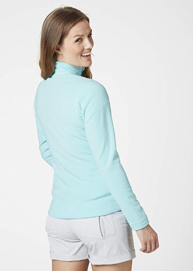 Helly Hansen W Daybreaker Fairytale Rosa Giacca di Pile Donna M