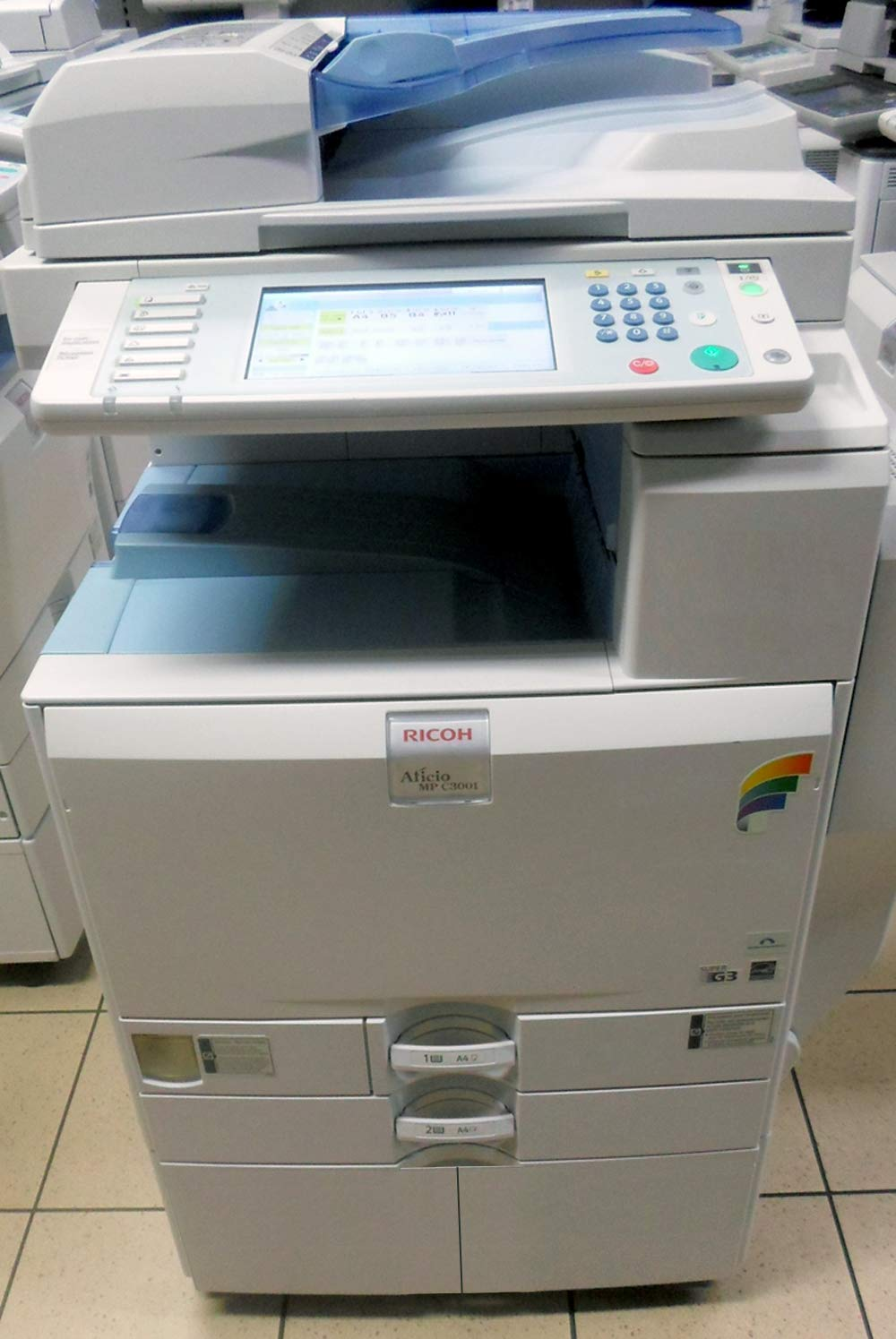 GESTETNER MP C3001 PCL5C WINDOWS XP DRIVER DOWNLOAD