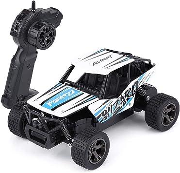 Dilwe RC Crawler Off-Road Car, 2.4GHz 15km/h El¨¦ctrico Crawler ...
