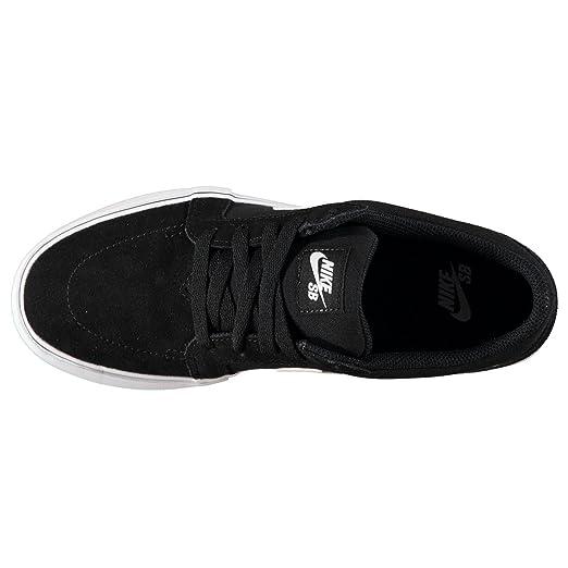 Uomo Nike Ii Satira Skate Casual Sb Colore Da Nerobianco Scarpe A66CxqBn0w