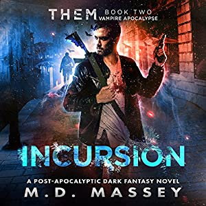 THEM Incursion Audiobook