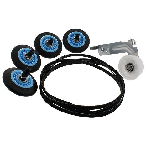 Dryer Maintenance Kit 4 for Samsung Part #: DC97-16782A 4 KIT