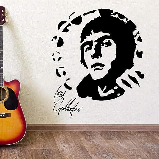 pegatinas de pared tortugas ninja Etiqueta de Liam Gallagher ...