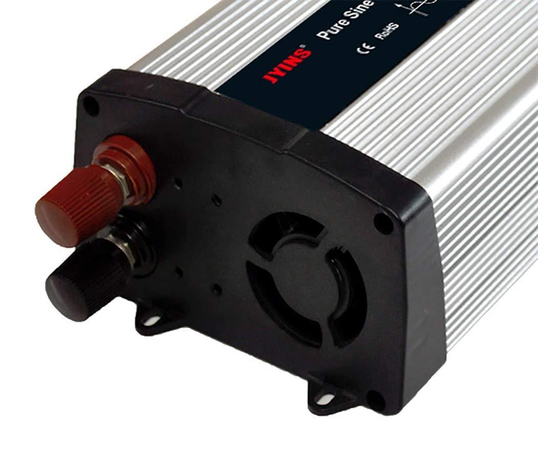 JTIH/® 48V//60V to 220V//110V pure sine wave 500W solar LED display inverter