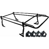 amazon best sellers best truck ladder rack 57 Ford Truck Bed aa racks model x39 8cl short bed truck ladder rack side bar with short