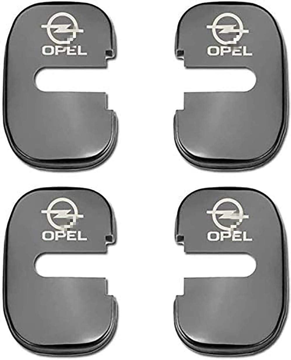 F/ür Opel Insignia Astra GTC Door Lock Cover T/ürschloss-Schlie/ßkappe Edelstahl Auto Protection Zubeh/ör N//A 4Pcs Car Styling T/ürschlossabdeckung