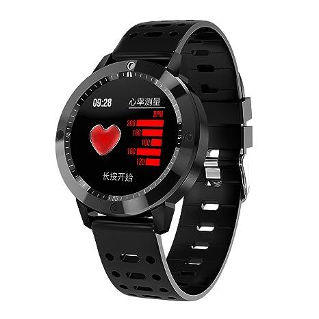 Amazon.com: Reloj inteligente CF58 IP67 resistente al agua ...
