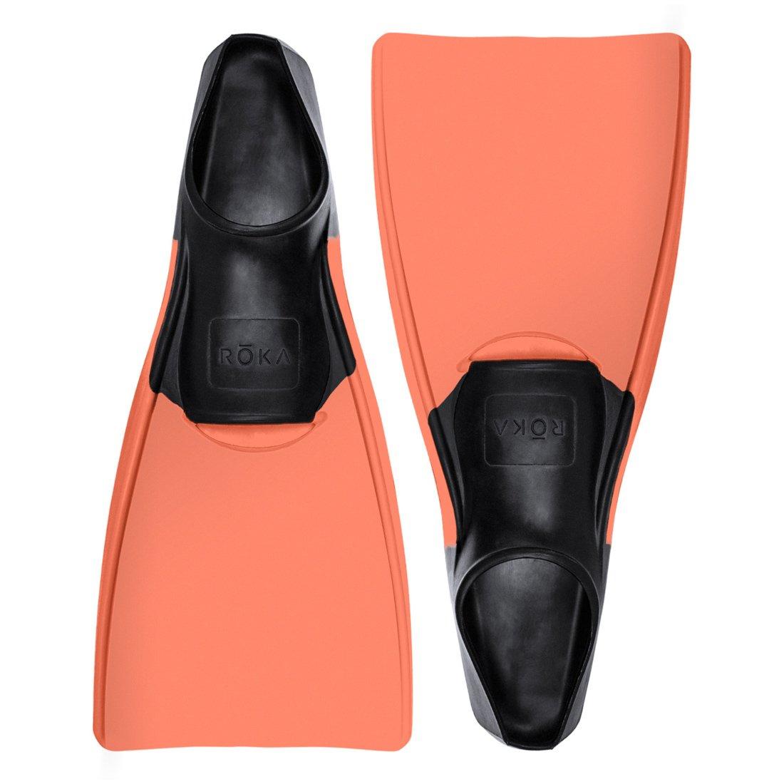 ROKA Classic Long Rubber Swimming Fins