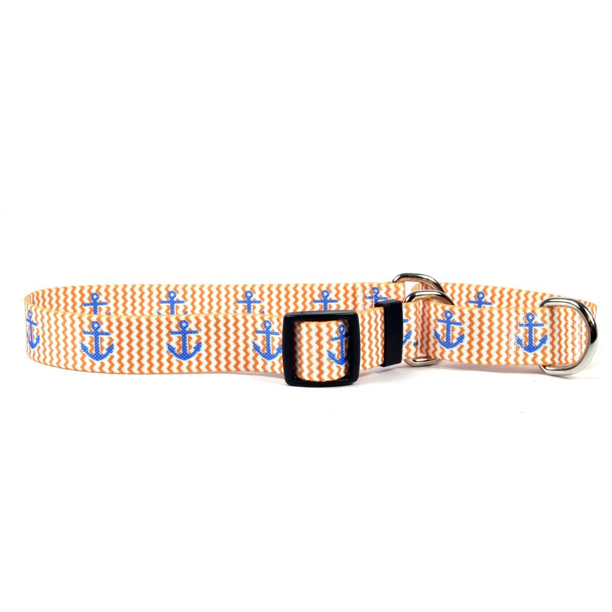 Yellow Dog Design Martingale Slip Collar, Anchors Away, Large 27''