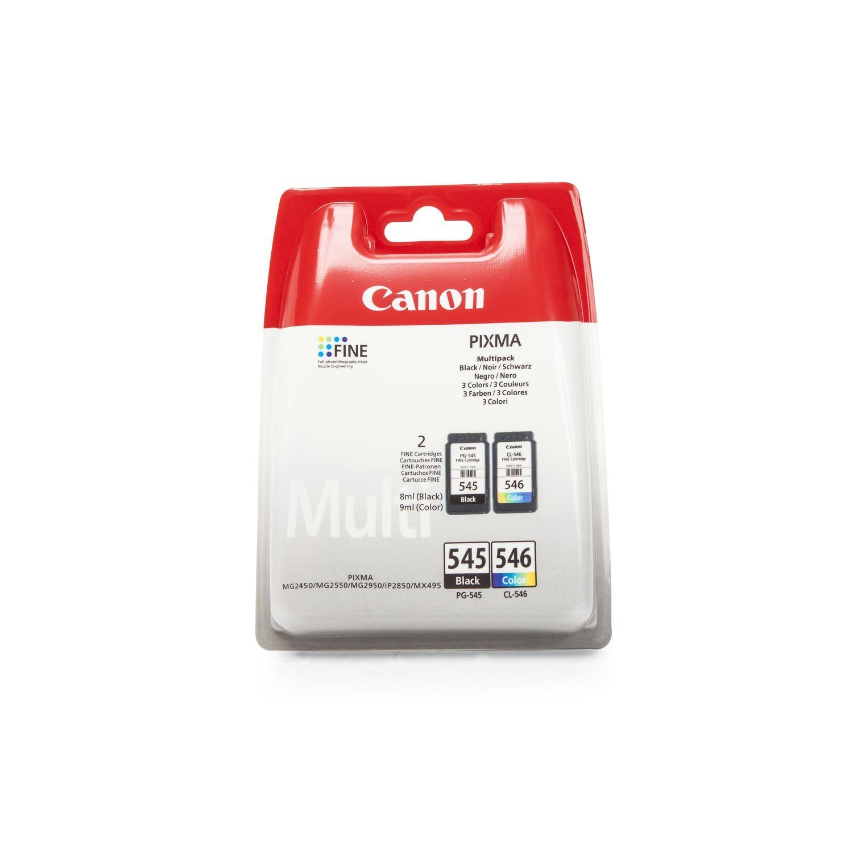 1x Set Original Canon Cartuchos de tinta - Negro + Color - para ...