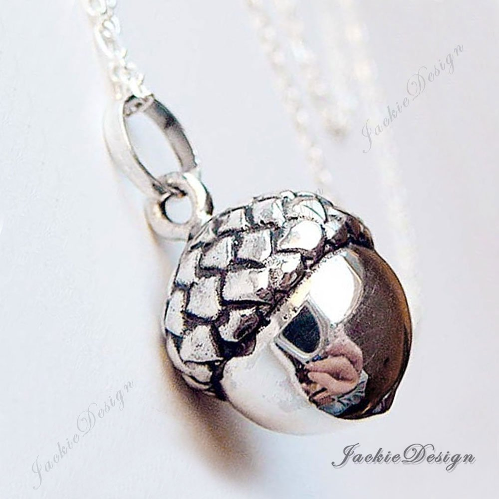 jewelry charm product the thumbnail month necklace uncommongoods nine pregnancy