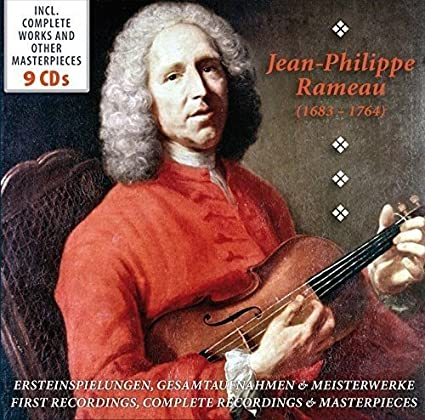 Rameau - First Recordings, Complete Recordings & Masterpieces