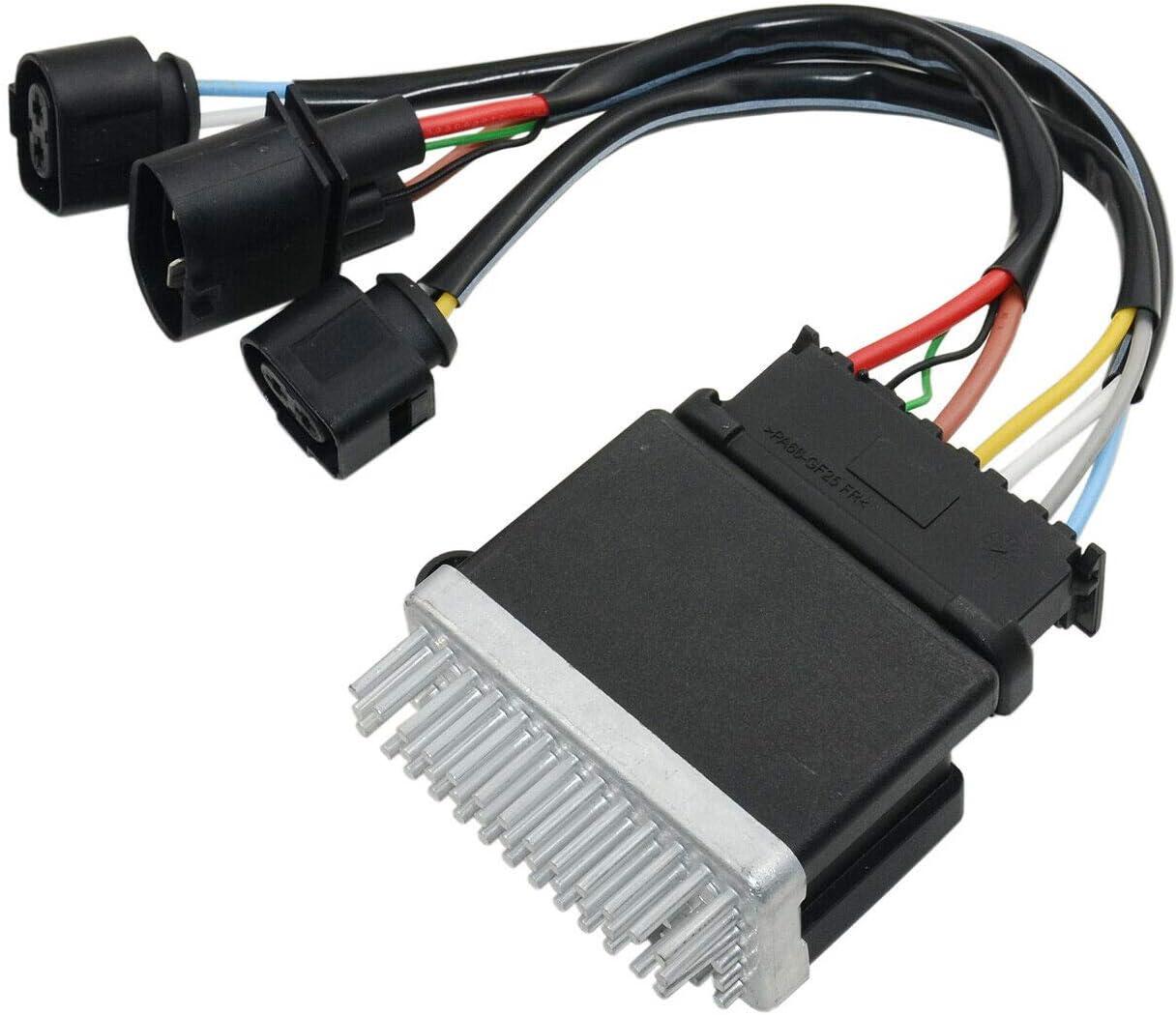 Engine Cooling Fan-Control Module 8K0959501G for Audi A4 A5 A6 Q3 Q5 09-18