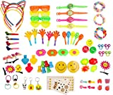 Party Favors for Kids Girls Party Favors Toys Birthday Party Supplies, 120 PCS Assortment Bulk Toys
