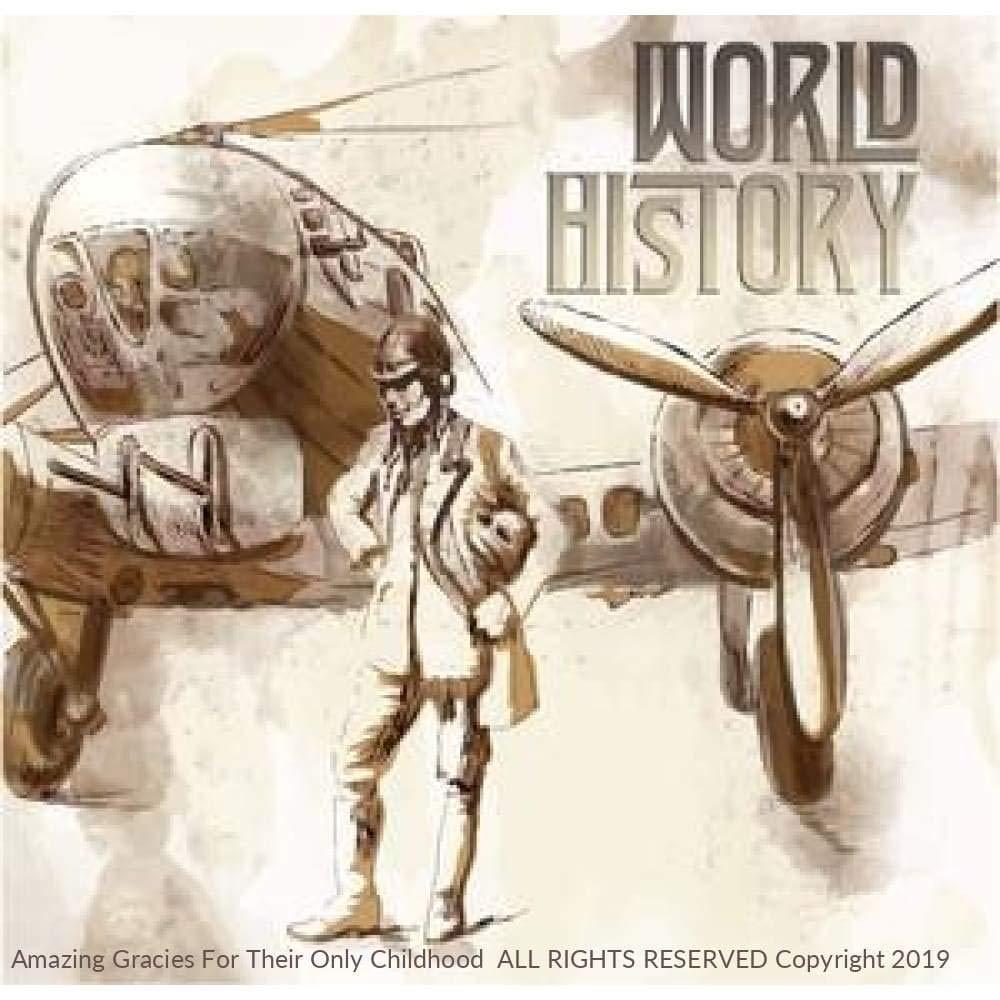 The Cambridge Academy World History (9-12) by The Cambridge Academy (Image #1)