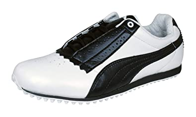 1ddb558c4988 PUMA Pin Cat Womens Golf Shoes Sneakers-White-6