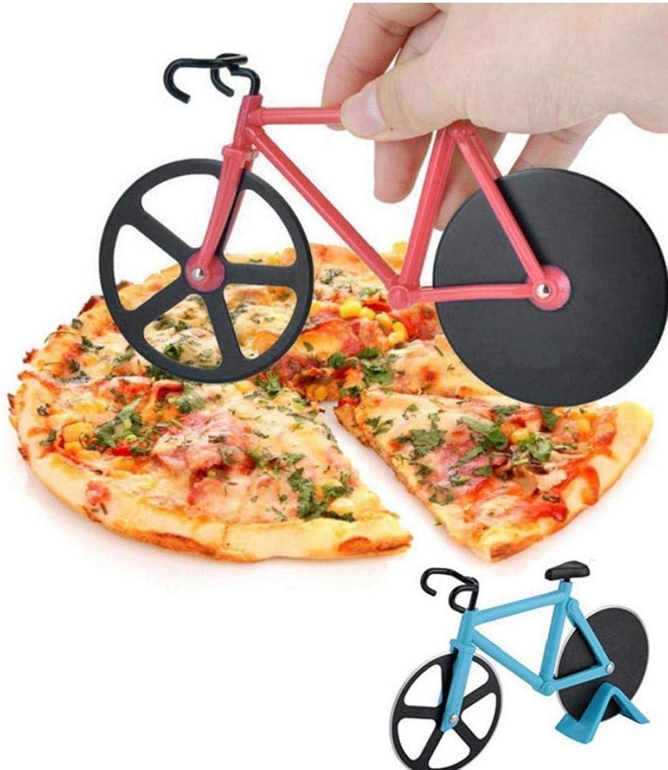 Compra Ronda De Bicicletas Cortador De Pizza Wheel Pizza Máquina ...